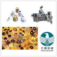 Full Automatic Corn Extruder Machine for Industrial