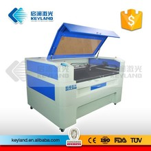 Keyland usb on/off line laser engraving and cutting machine KQG1390 for nonmetals with RDCAM lasercut