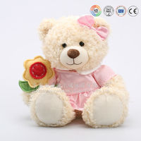 nice design hot sale plush teddy bear toys for kids
