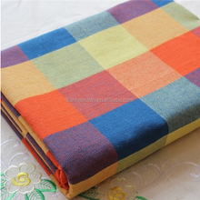 customized old coarse 100% cotton fabric for home textile