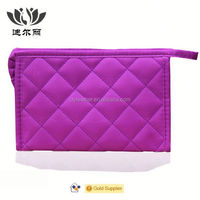 Natural Cotton Fabric Cosmetic Bag
