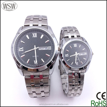 fashion lover watch, japan movt water resistant quartz couple watch, good quality cheap china watch