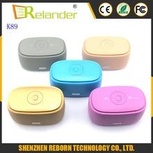 Hot Sale K89 Digital Bluetooth Portable Mini Speaker Support TF card Music MP3/4 Player USB Disk FM Radio