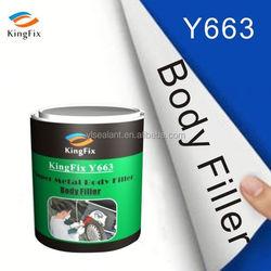 gel filler and sealer for laminated tube