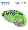 special shape plastic packing bag for dried fruit, food package