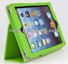 Leather Filp Case Cover w/stand for Apple iPad mini