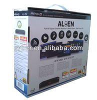 Amiko 8900 Alien Linux systerm enigma2 HD Receiver wifi cheaper than dm800 hd support 3G and Youtube receiver amiko shd 8900