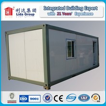 Qatar 40ft High Cube refrigerated Container