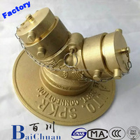 2.5'' 2ways Outlet Siamese Connection,Fire Fighting Siamese Conncection