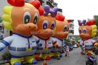 party decoration giant inflatable characters dragon