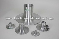 oem high quality spinning aluminum/steel products
