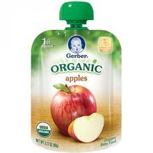6 x 3.17oz Organic Apple Food