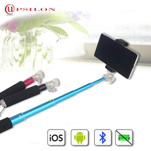 Extendable colorful smartphone cool selfie sticks