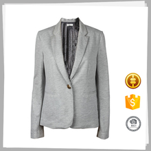 Wholesale clothing Latest design Casual Formal fashion suit jacket for girls