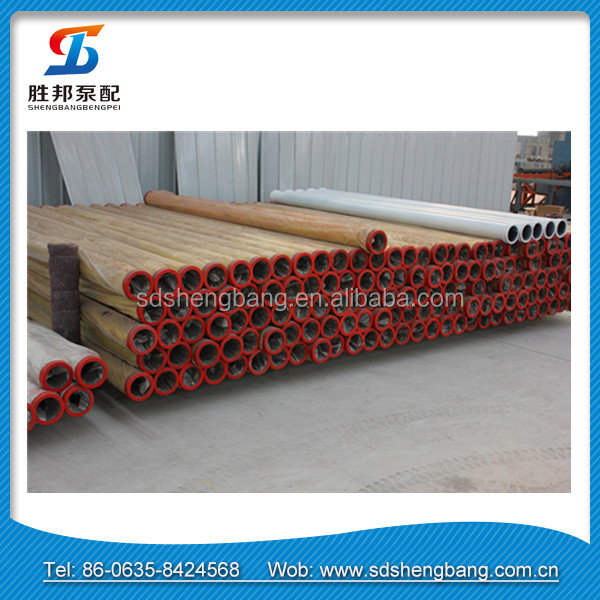 Concrete Pipeline Accessories : Construction accessories product concrete pump pipe with