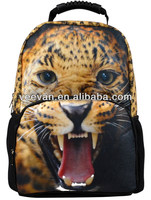 2015 fashion school animal day packpack wholesale sport backpack bag