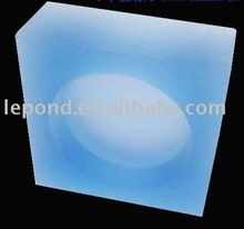 Decorative Colored and Clear Glass Blocks /Brick with good price