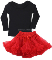 First impressions baby clothes girls dance clothes set outfit sexy black girls dress set outfit tutu set children clothing