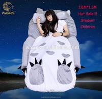 1.8MX1.3M Tatami futon totoro stuffed sleeping toy bed leisure siting floor mattress pad