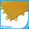 Multipurpose outdoor sports floor material