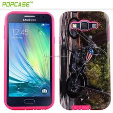 custom design cell phone case for samsung e5
