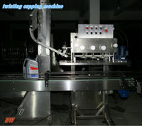 full automatic twist off cap closing machine with CE ISO9001