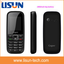 1.77 inch Bar design very cheap China mobile phone with strong battery 1800mah mobile handset