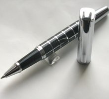 Square metal ball pen with any logo