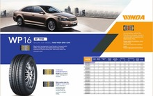 205/55R16 Low-priced Winda Brand HP Passager Car Tyre with DOT