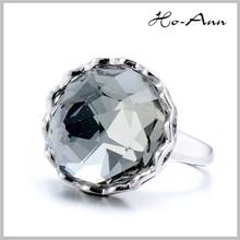 Top Sale!! Rose Gold Painting Elegant 3 carat diamond ring price