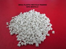 High Impact Polystyrene HIPS White Plastic Raw Material