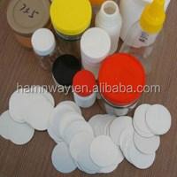 PE foam gasket, plastic seal liner,PE foam Universal aluminium foil seal liner for plastic bottle