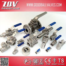 All kinds of industrial Ball Valves
