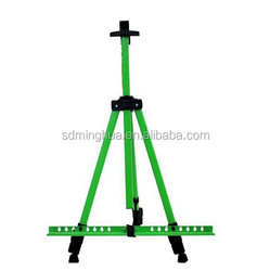 Folding Artist Telescopic Field Studio Painting Easel Tripod Display Stand Case