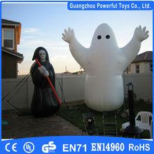 2014 halloween model inflatable ghost