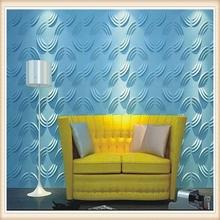 Guangdong Manufacturer Offer European Style PVC 3d panel wall