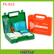 Portable Complete child/home/family first aid kit medical sale kit