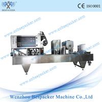 tray sealing machine/plastic tray making machine/tray sealer machine