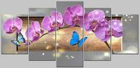 modern canvas paintings flower,canvas flower oil painting,canvas flower painting