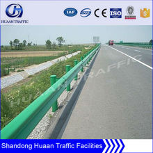 Steel Road Safety Barrier for highway guardrail used