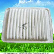 17801-21050 17801-0D060 17801-0M020 17801-0T020 hepa air filter for air purifiers