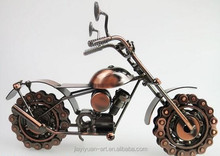 Fashion Retro Metal art Motorcycle Model/Motorbike toy for sale