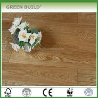 Distressed Multilayer Oak Engineered Flooring Wood