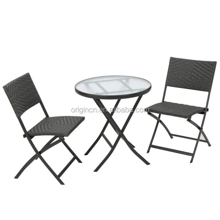 plazas terraza casa pequea cafetera muebles de ratn conjunto de vidrio de mesa y sillas