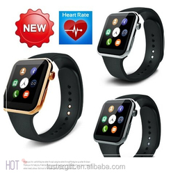 2015 New Smartwatch Bluetooth smartphone watch for iPhone & Samsung Android Phone relogio inteligente reloj a9 smart watch