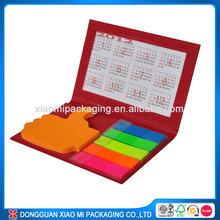 color sticky pad 6pcs combined