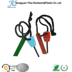 Dongguan Yikai Magnesium Fire Starter Tool - Used By Survival Experts, Ideal For Camping, etc
