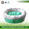 Promotion Free Sample Luxury Handmade Touch Pet Dog Bed Wholesale