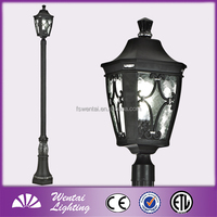 Outside Aluminum Lamp / Garden Outdoor Light