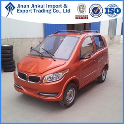 Left Hand Drive with 2 Cab,Automobile,Electric Motor by HONGCHANG made in China
